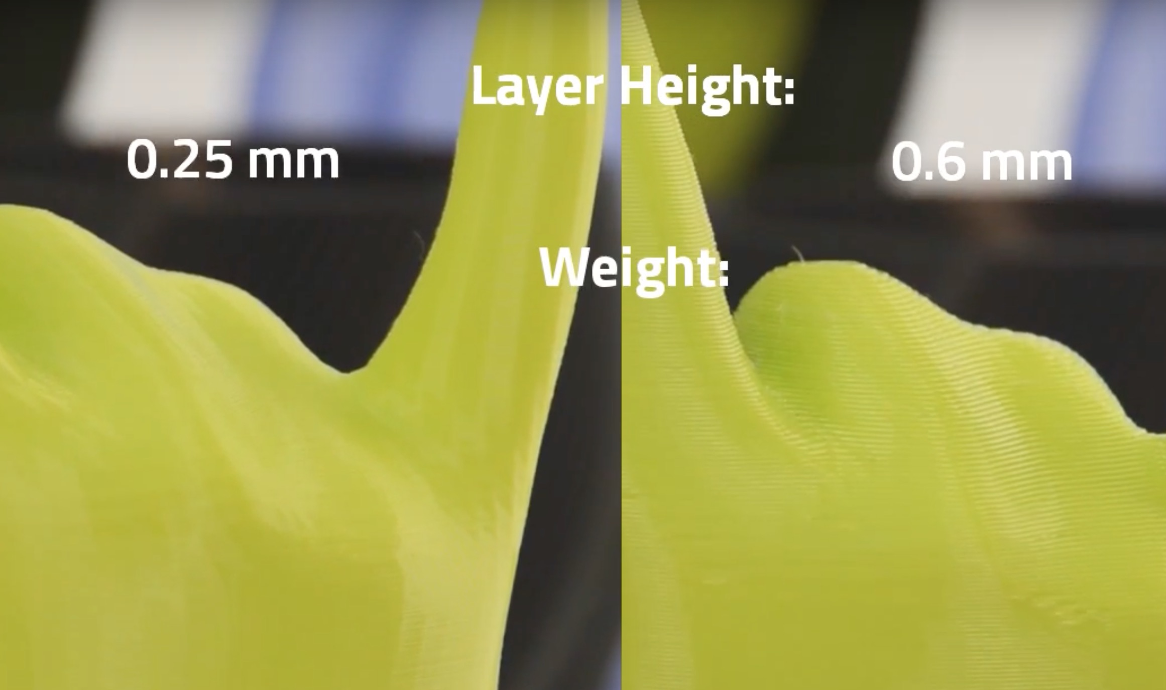 LulzBot MOARstruder quality comparison