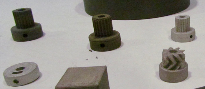 , EVO-tech Can 3D Print Real Metal Objects with Filament!