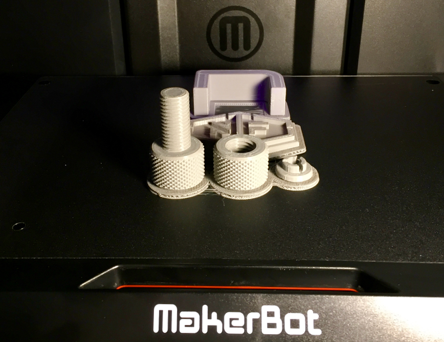, Hands on with the Replicator+: Part Two, Software