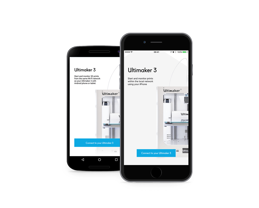 Ultimaker Launches Remote 3D Printing
