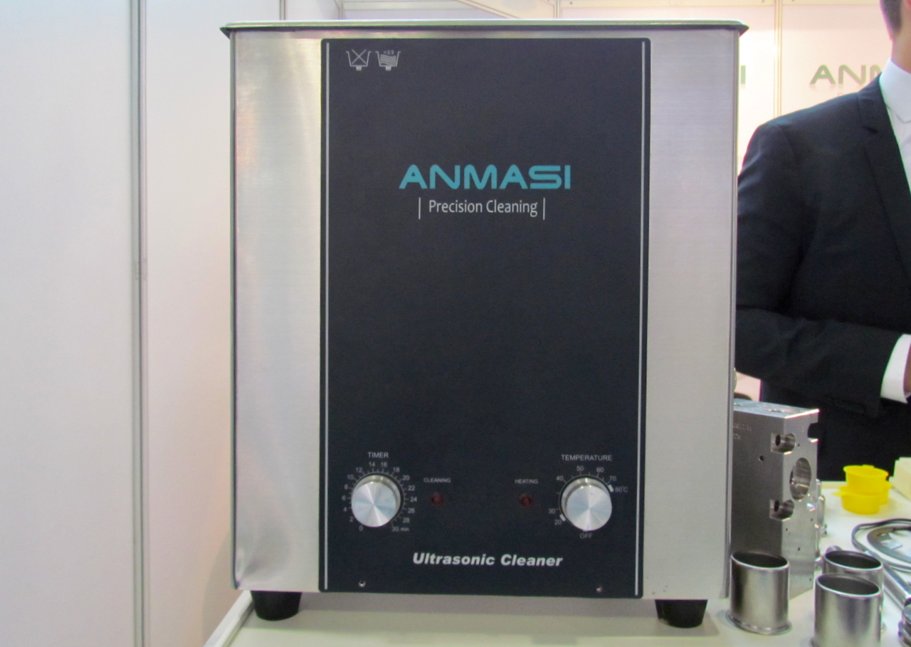 , The Anmasi Cleaning System