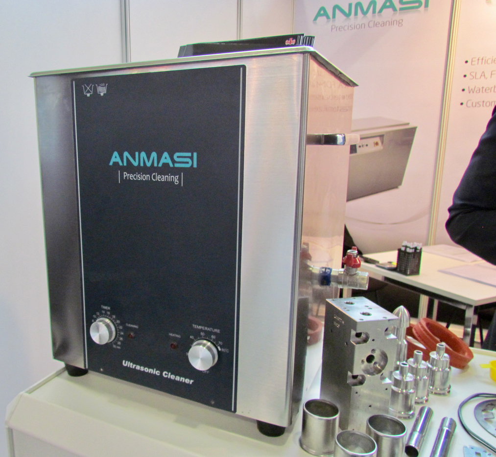 The Anmasi cleaning system