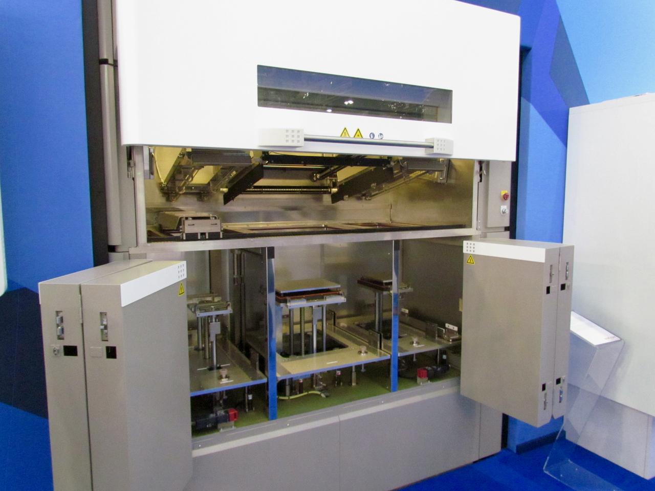 Ricoh's Powerful SLS 3D Printing System