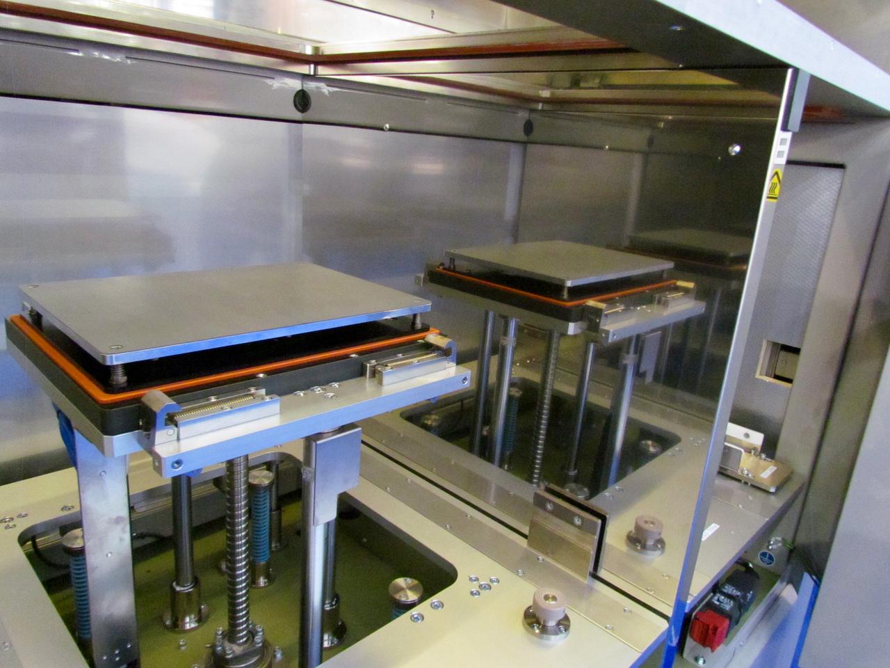 Inside Ricoh's cavernous AM 5500SP SLS 3D printer