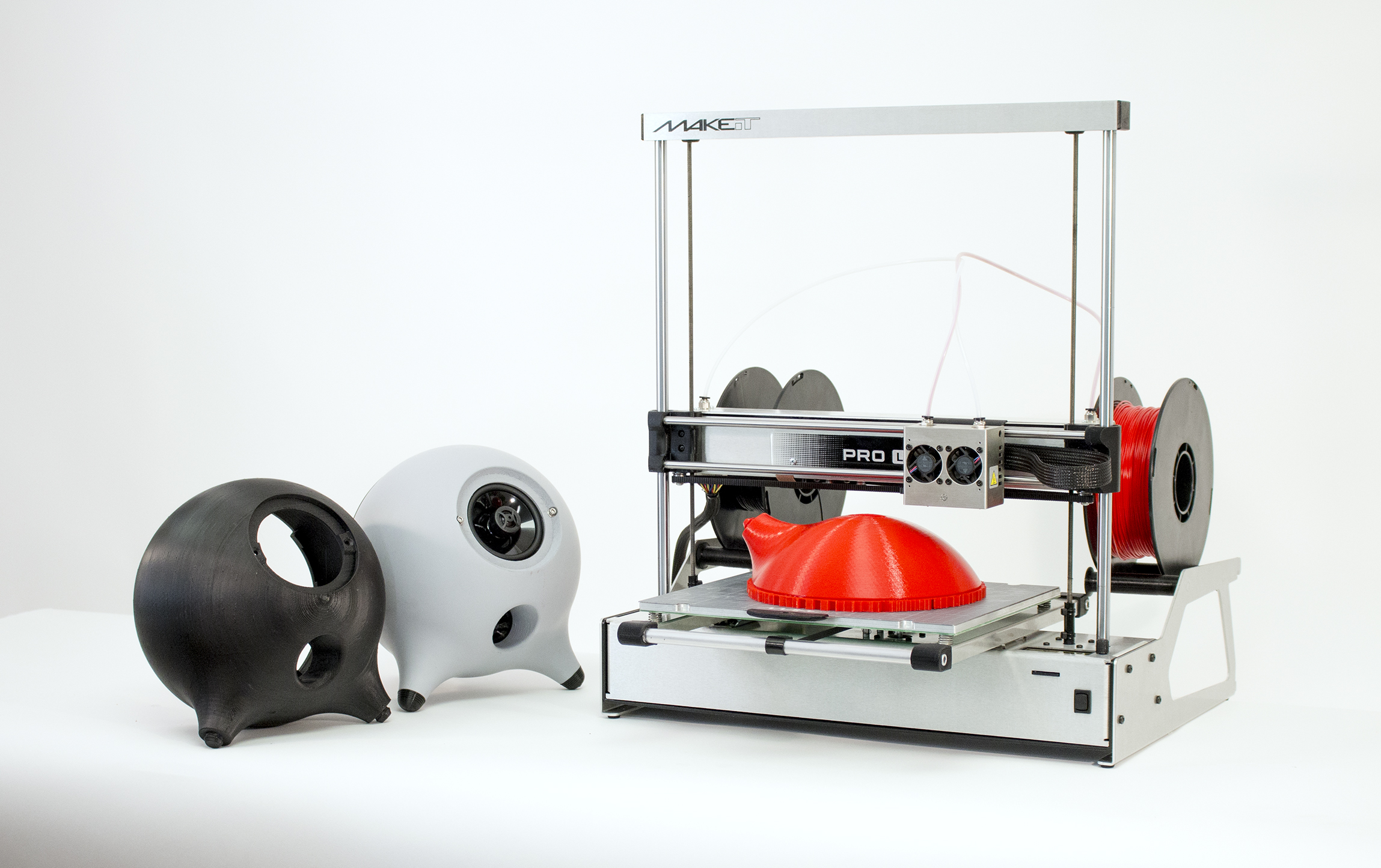 , More About MAKEiT, a 3D Printer Startup