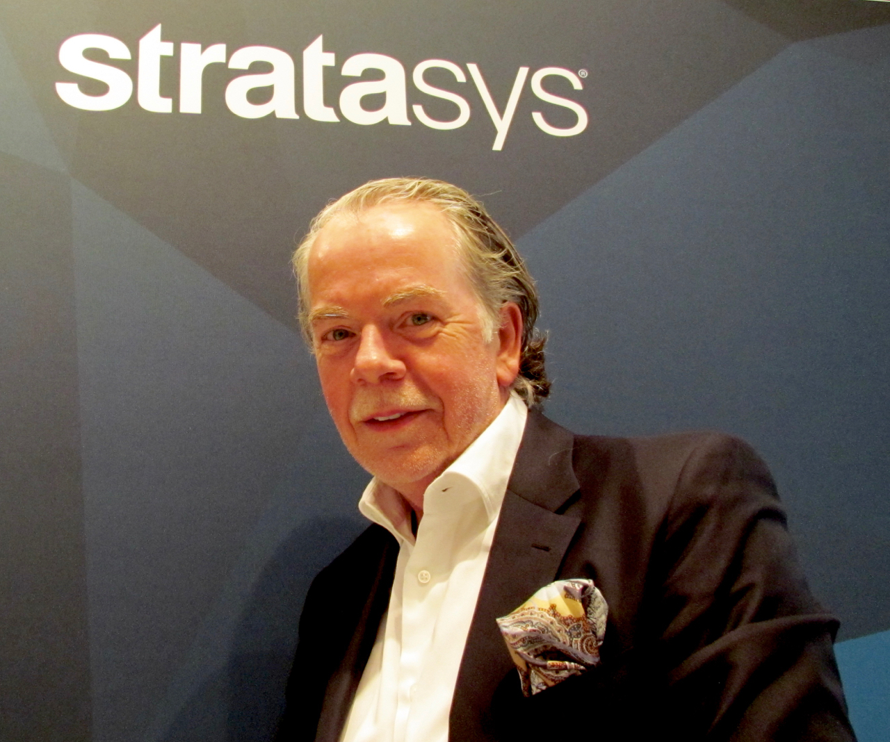 One on One With Stratasys' Andy Middleton: Part 2
