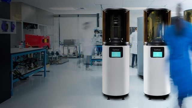 Carbon Dives into Ultra-Fast CLIP 3D Printing