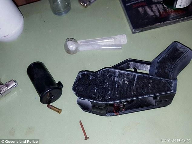 No, Not Really: Australian Drug Dealers 3D Printing Submachine Guns?