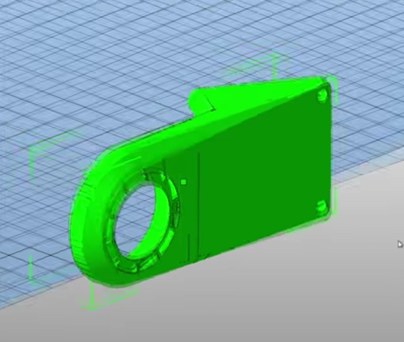 , A Combination of Tools to Fix BAD STL 3D Print Files