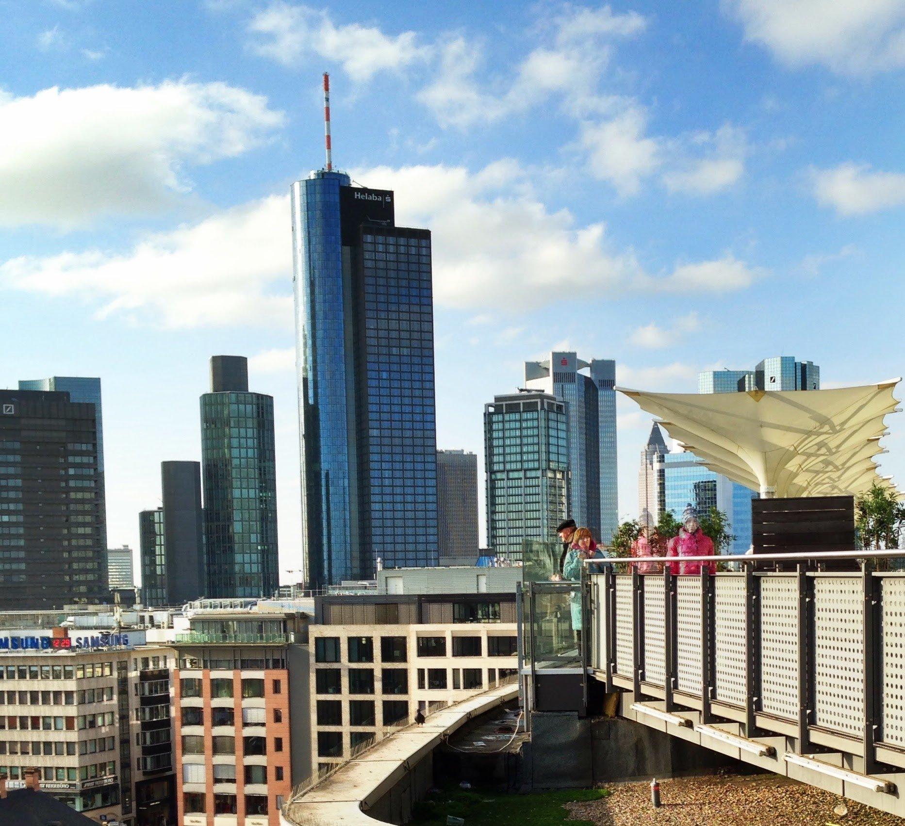 Meet Us In Frankfurt!