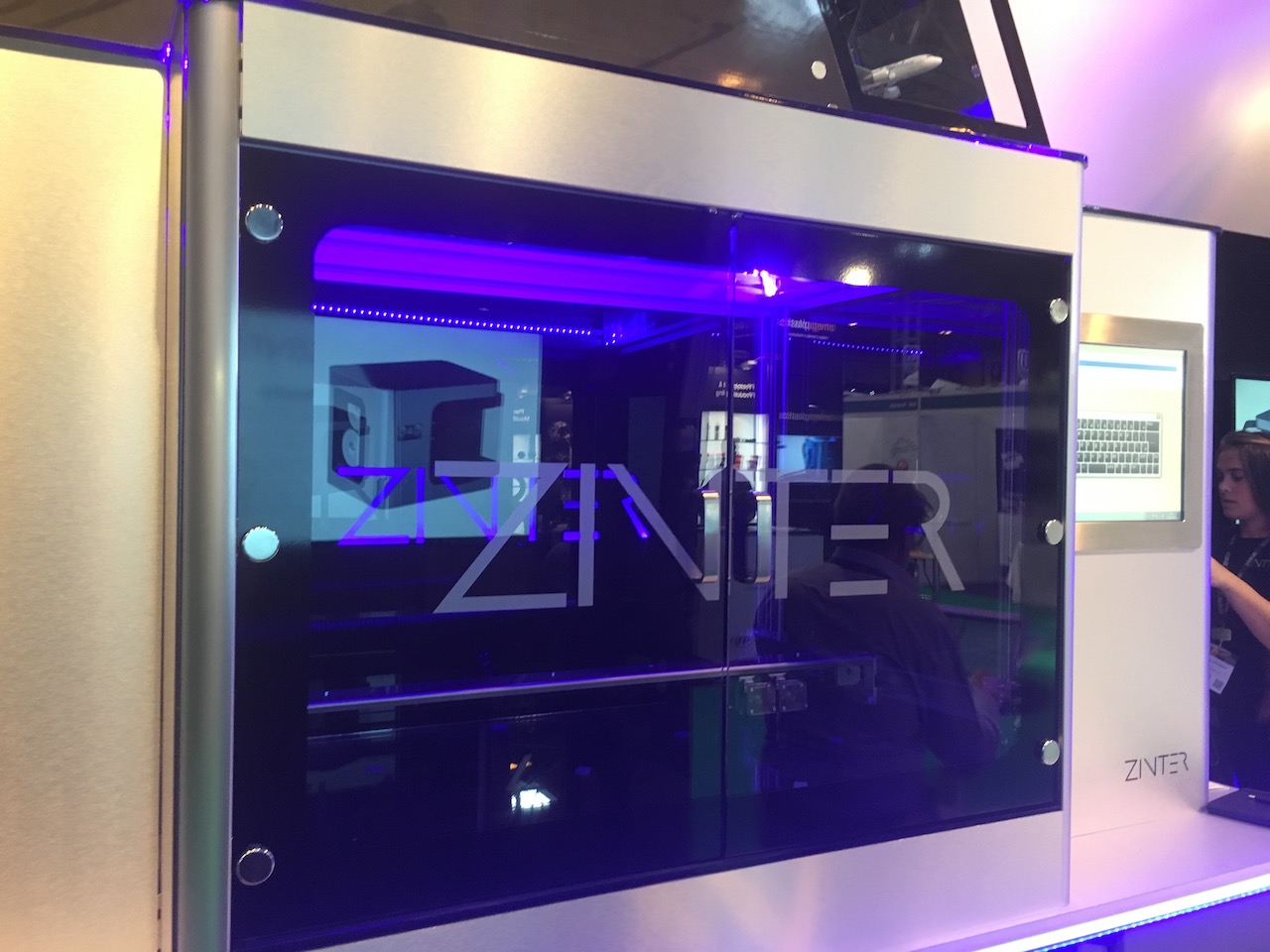 , A Year of Consolidation at Zinter Results in New 3D Printer Range