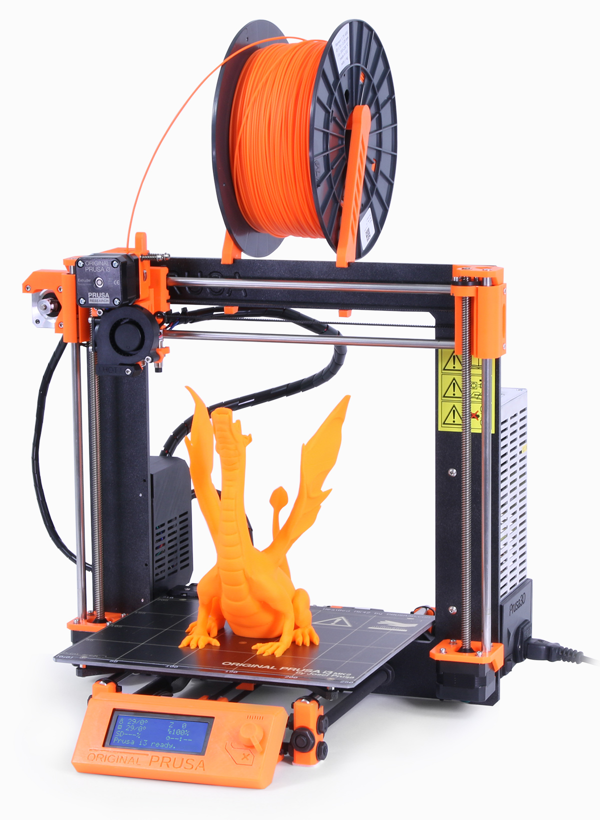 Prusa Adds Sophisticated Calibration System