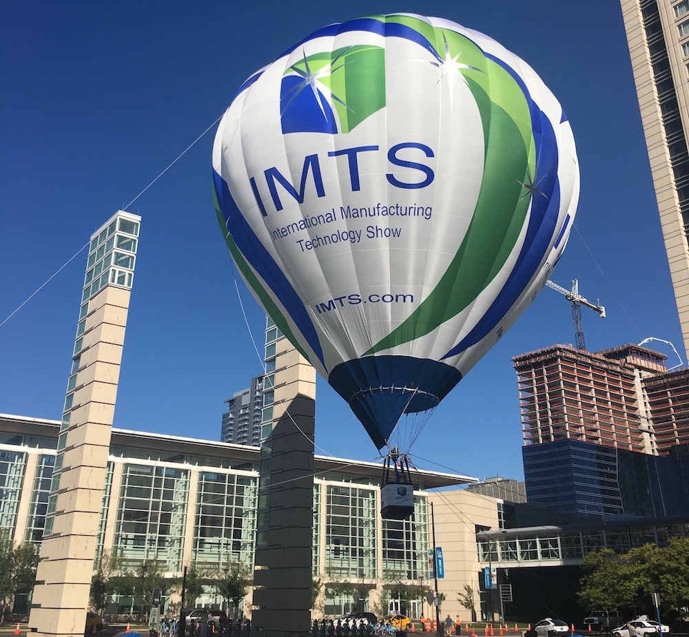 Additive Manufacturing At IMTS