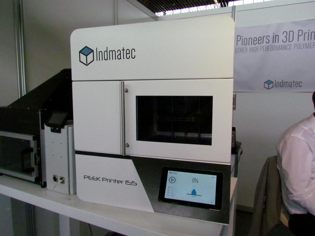Indmatec Reaches Beyond 3D Printing Mere PEEK
