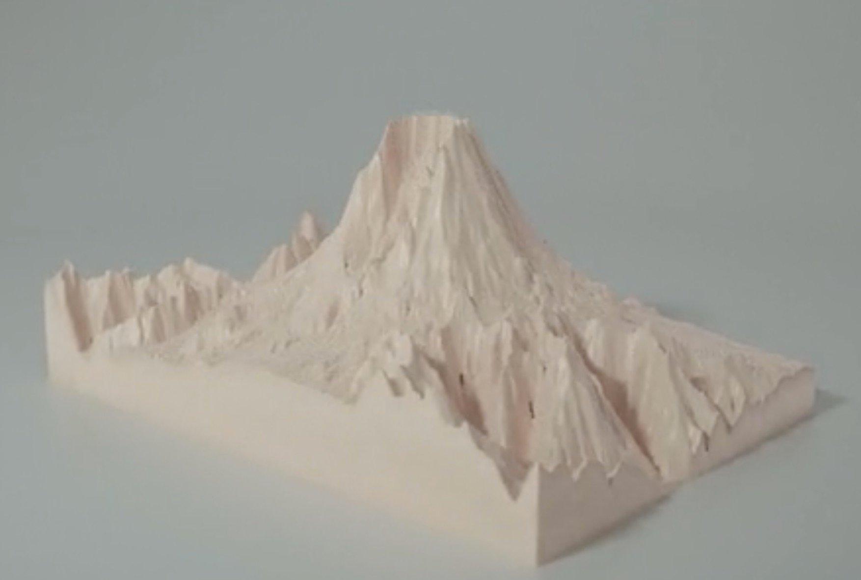 Sightline Maps Produces Instant 3D Printable Terrains