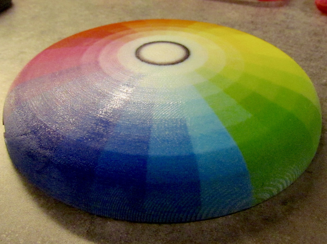 , Are Users Discovering Full Color 3D Printing?