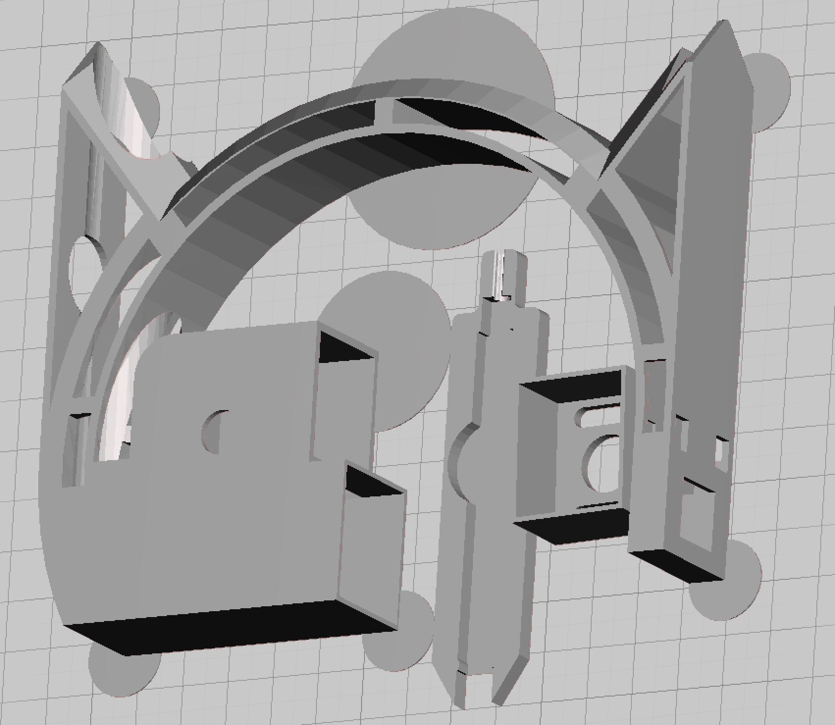 Conveniently plated STL files for the Box Microscope kit