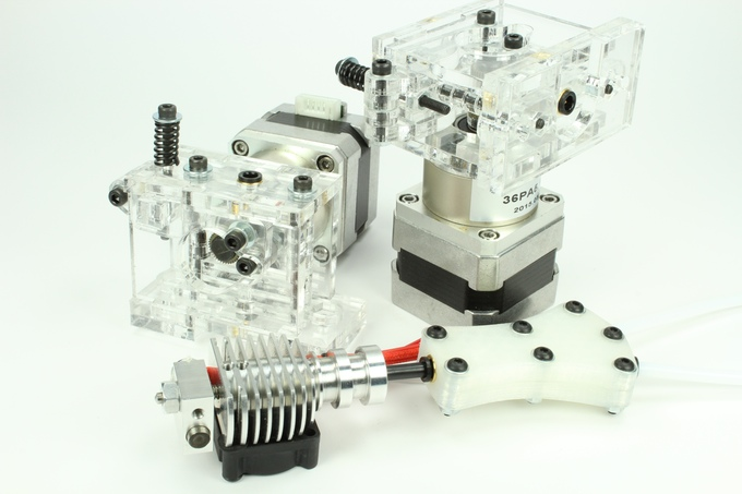 , Prometheus: A New Two-Material Option for Single Extruder 3D Printers
