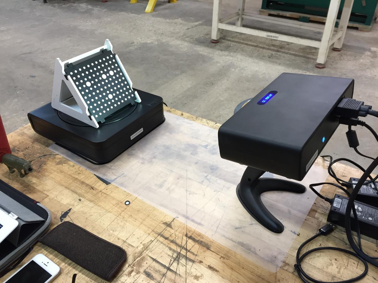 Hands On With Afinia's ES360 Desktop 3D Scanner
