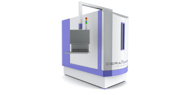 , The Ceramaker 3D Printer: A Specialty Machine for Specialty Materials