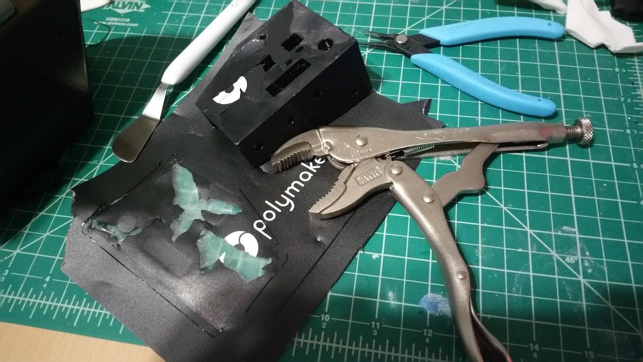 , The Confusing Paradox of 3D Printer Adhesion