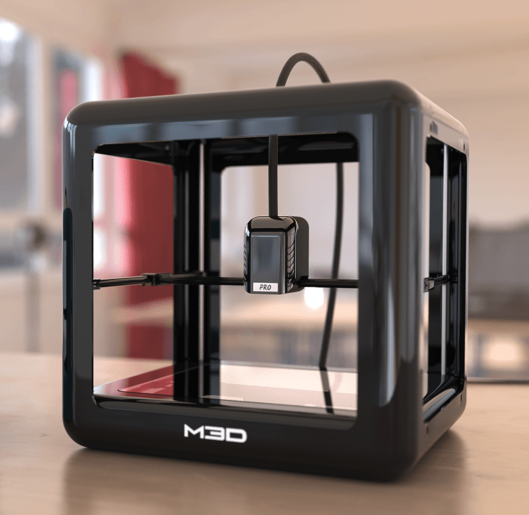 , The M3D Pro is Now Available – With Some Cool Features