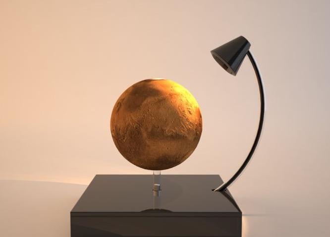 Design of the Week: 3D Printed Mars Replica