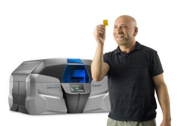 Nano Dimension Adds Electricity to Multimaterial 3D Printing