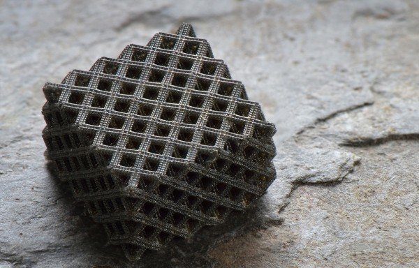 Large Scale 3D Printed Nanostructures Possible