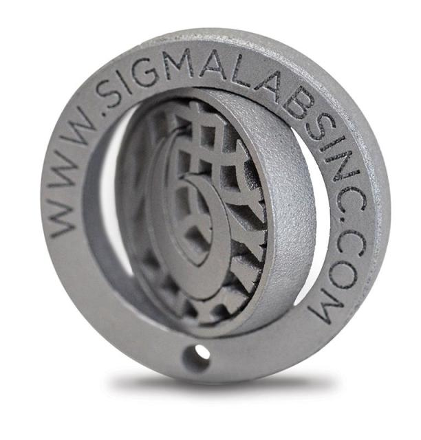 Sigma Labs Introduces Much-Needed In-Process Quality Assurance to Metal 3D Printing