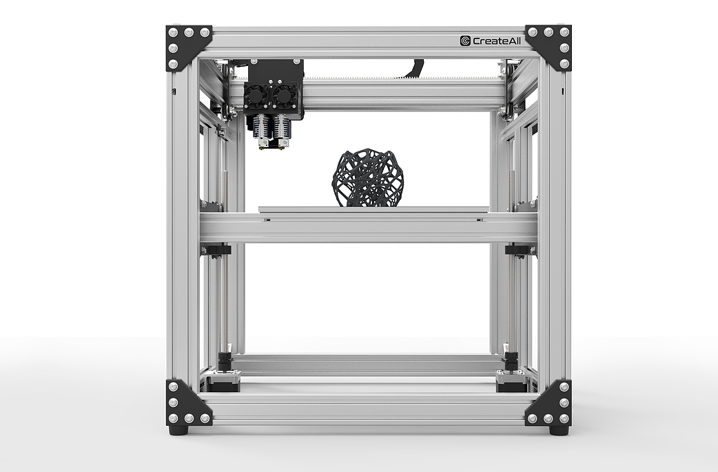 The Versa3D all-in-one making machine