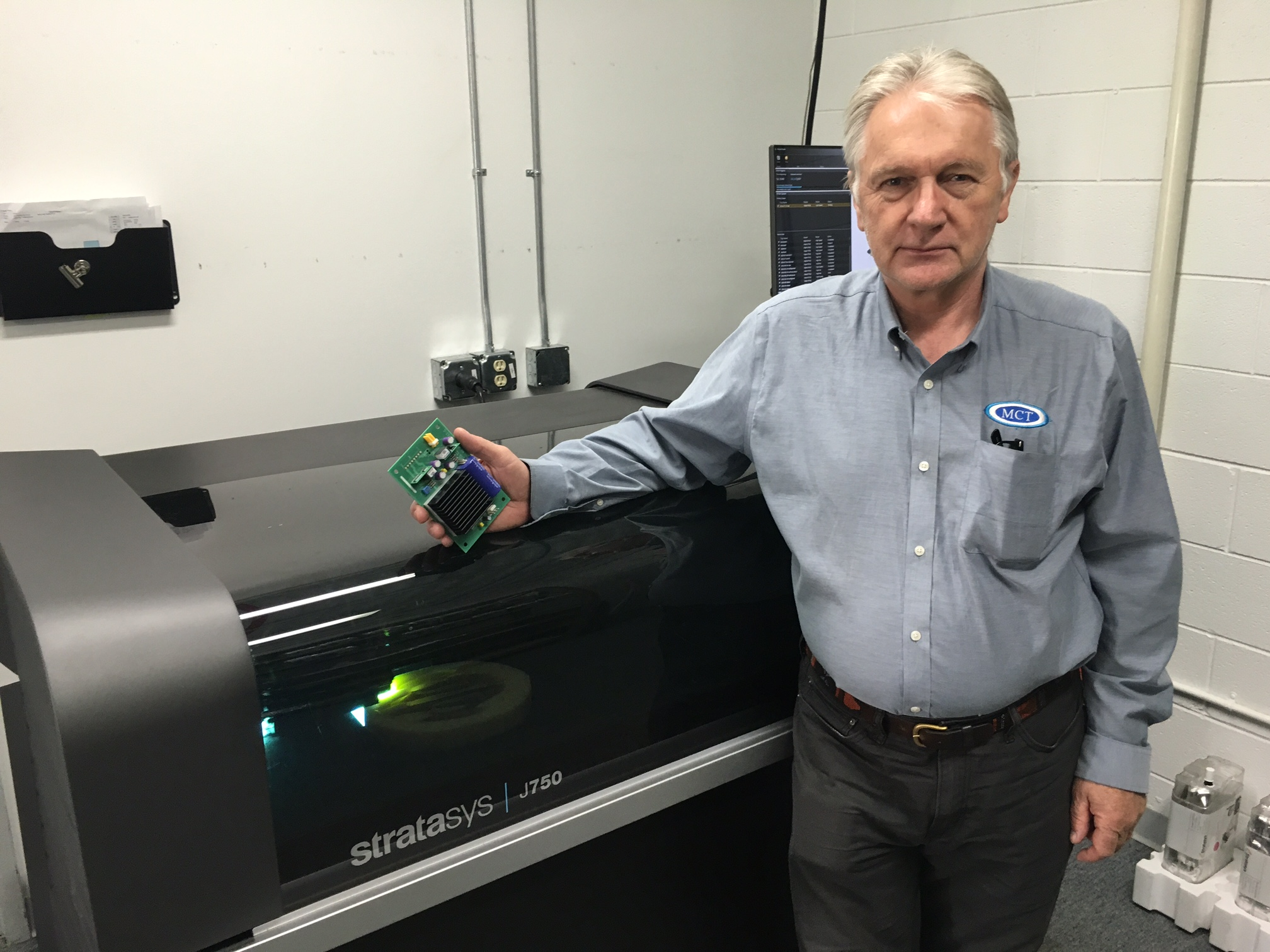 The J750 3D Printer is Amazing, But Where Can You Actually Use One?