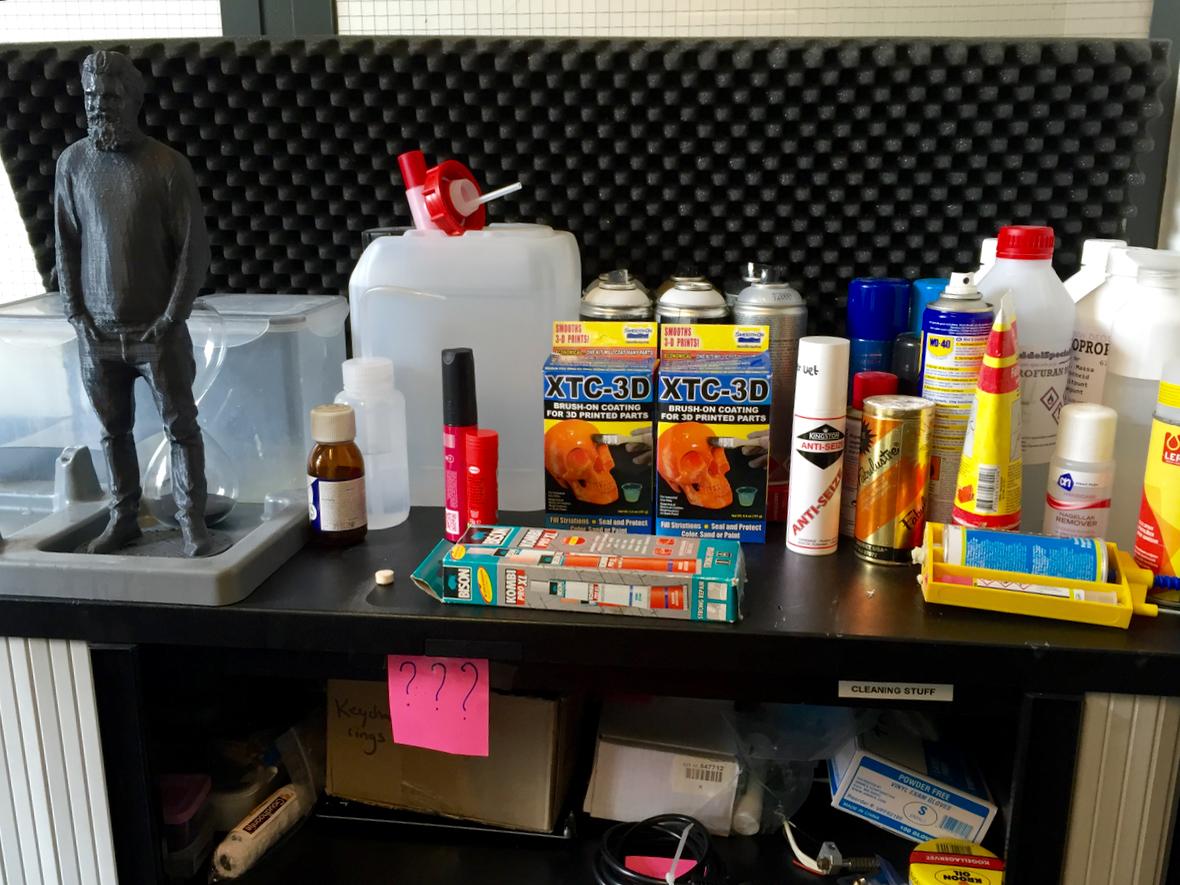 3d Hubs' print finishing supplies