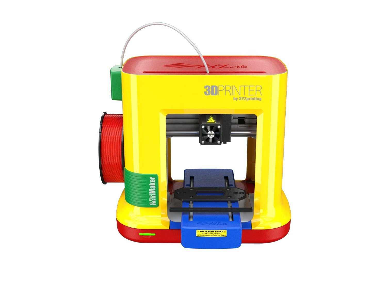 XYZPrinting's MiniMaker Could Make Things Tough For Many Small 3D Printer Manufacturers