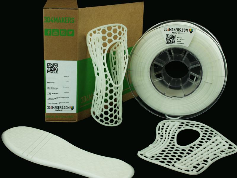 3D4Maker's new PCL 3D printer filament