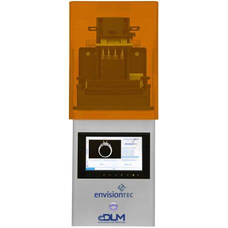 EnvisionTEC Unveils Continuous DLP 3D Printer