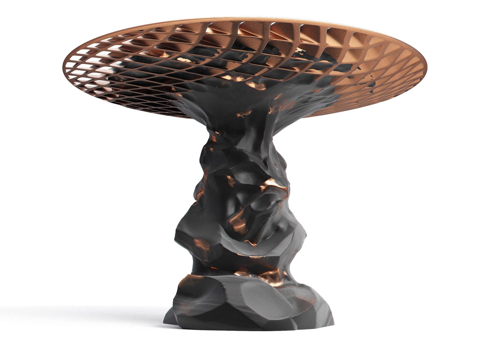 Boom! Janne Kyttanen's Literally Explosive 3D Prints