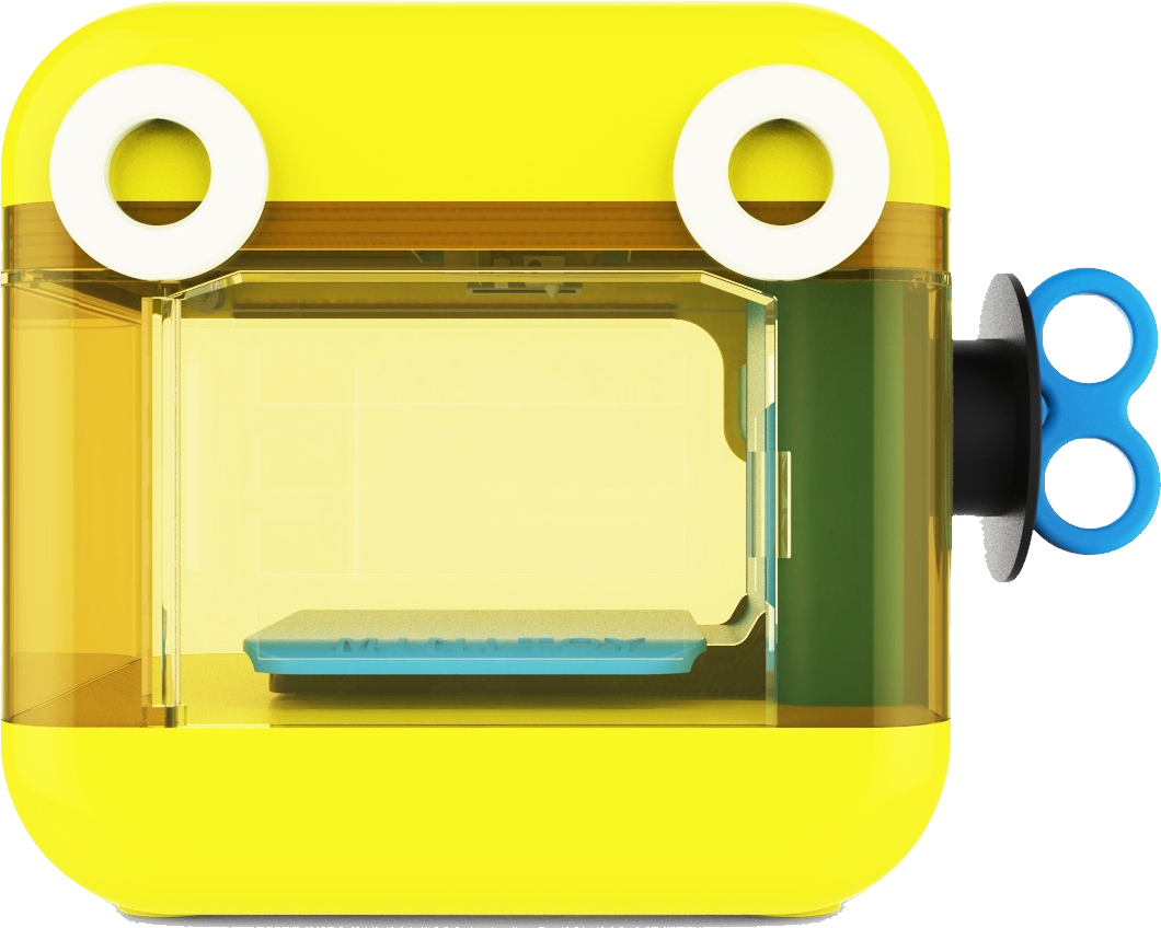 Weistek's MiniToy 3D Printer For Kids Is Coming