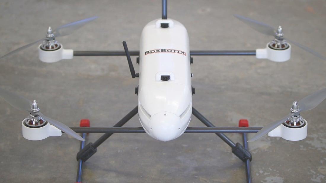 BoxBotix is an Open Source, 3D Printable Robotics System