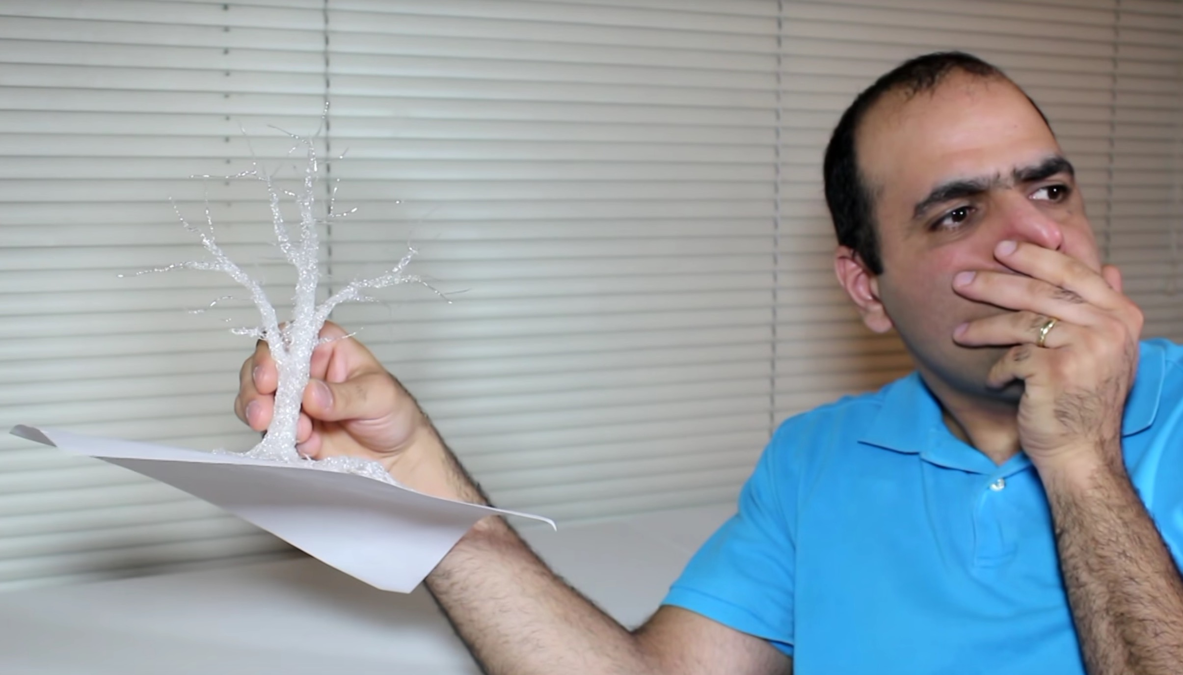 , ElectroBoom's Shocking Probe Into 3D Printing Is More Than Painful
