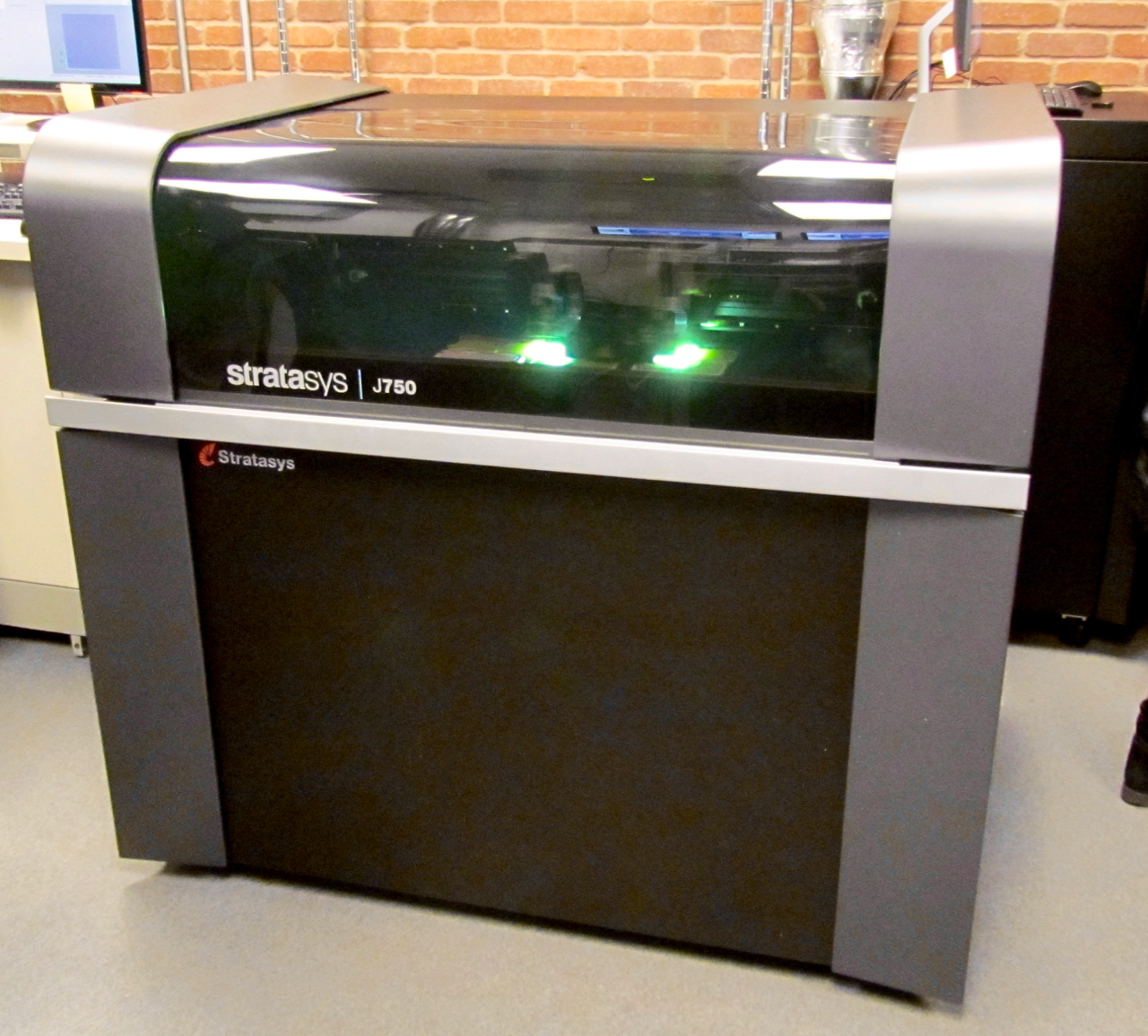 Stratasys' Astonishing New J750 Color 3D Printer: Evolutionary AND Revolutionary
