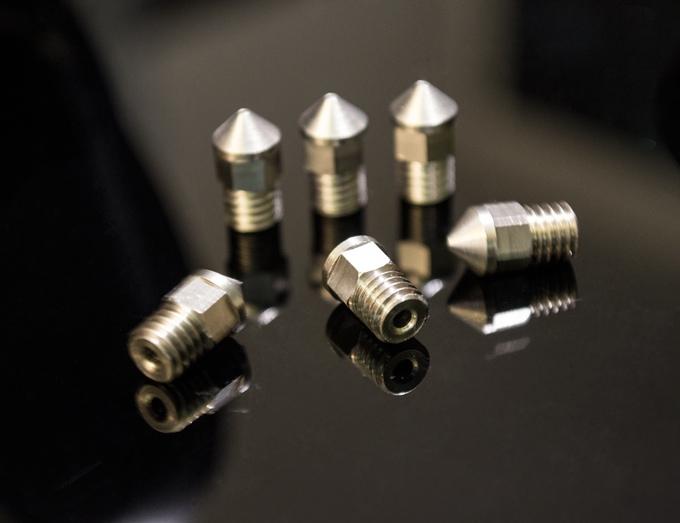 Beyond Mere Brass and Steel Nozzles, Lies Tungsten