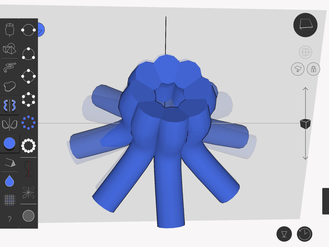 Gravity Sketch Simplifies Touch-Based 3D Design