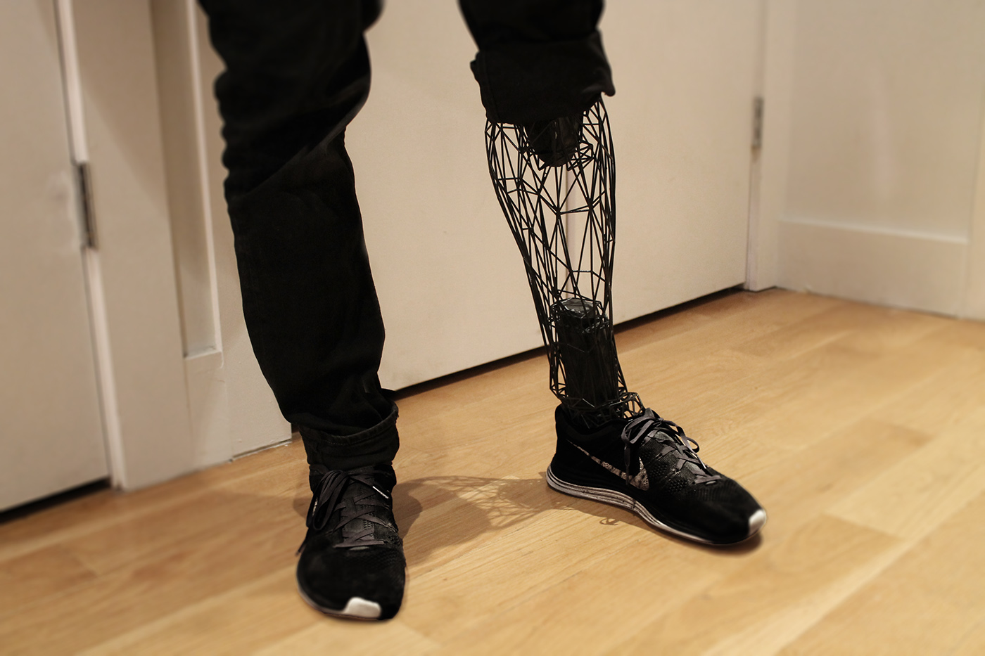 Prosthetic Limbs: 3D Printing for Athletes with Disabilities
