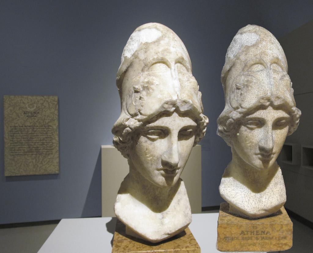 Secrets Of 3D Scanning Museum Sculptures: Part 3, Performing The Scans