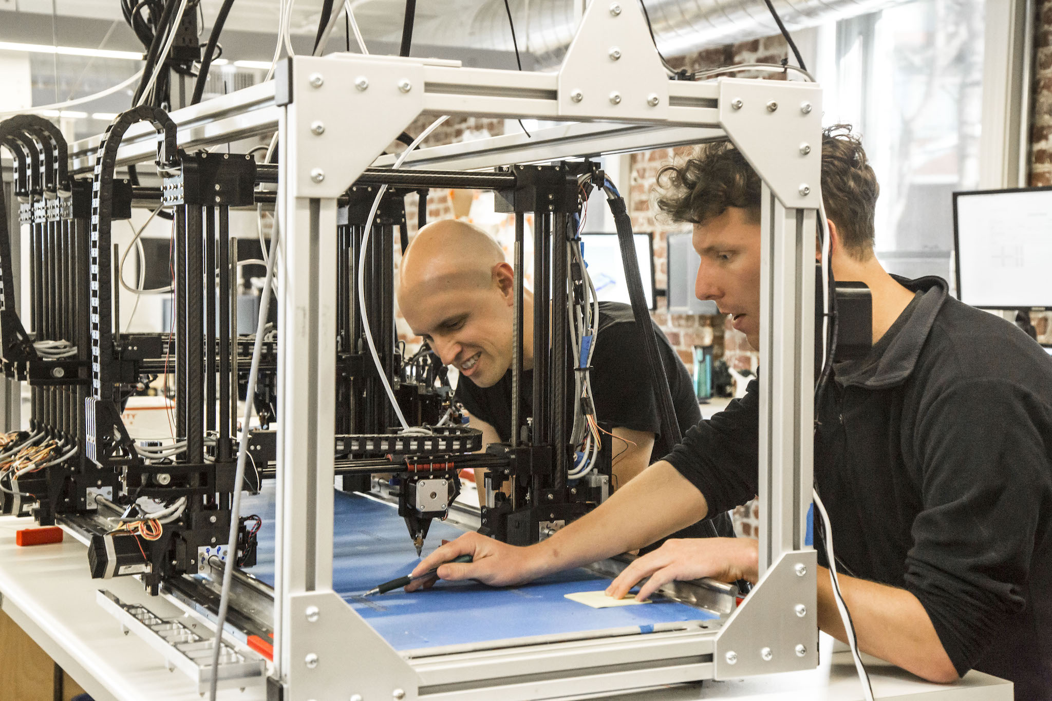Autodesk's Project Escher Attempts To Combine 3D Printing With Other Manufacturing Processes