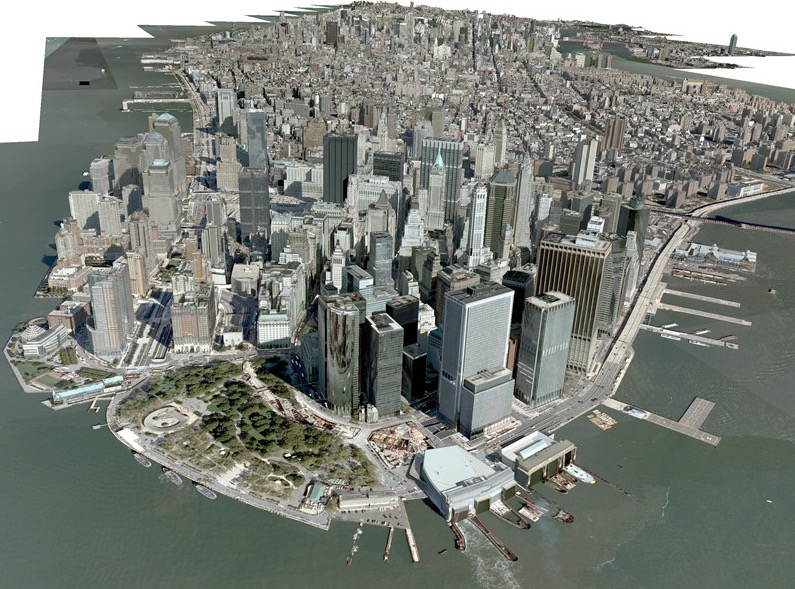 Design of the Week: NYC Cityscape