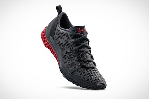 Under Armour's 3D Printed Shoe Experiment