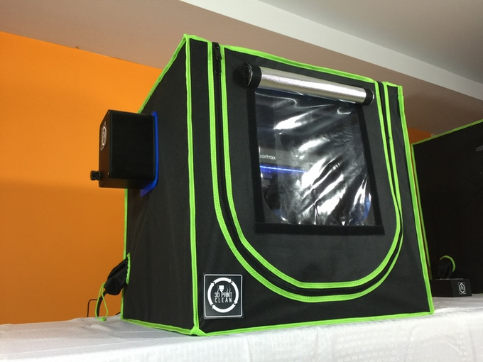 3DPrintClean Introduces An Affordable Filtration Enclosure