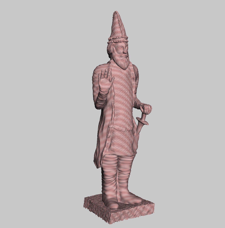 ISIS-Destroyed Artifacts Begin To Digitally Resurrect